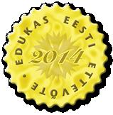 Miglior oü edukas Eesti ettevõte 2014 ja 2015