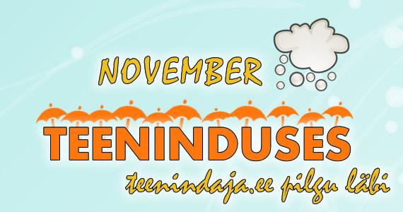 November teeninduses
